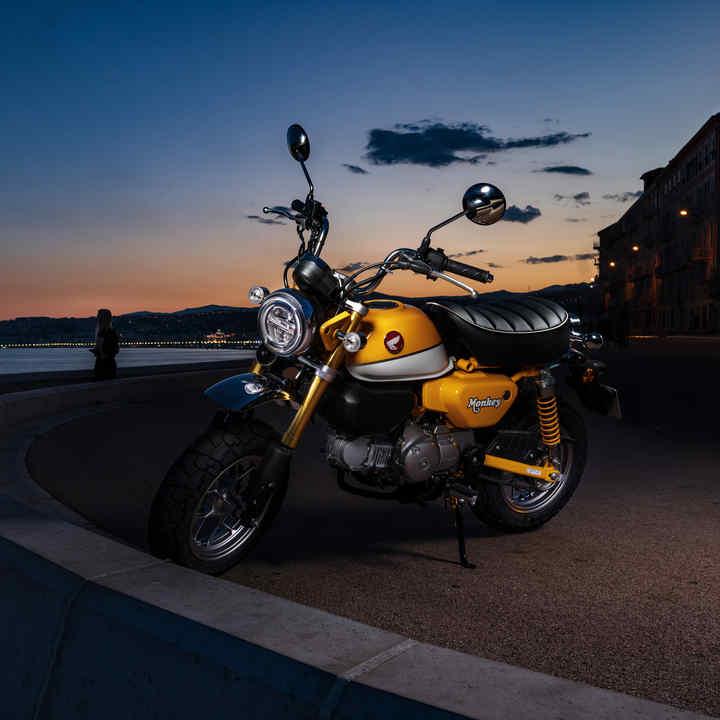 125 Cm Gamme Motos Honda