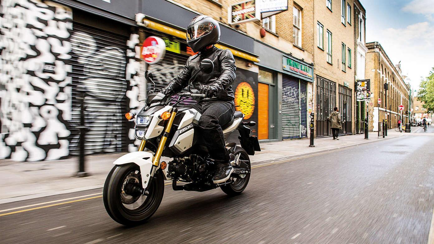 moto honda fr motorcycles range