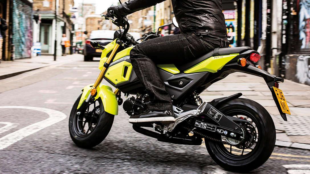 Honda Motorcycle Range