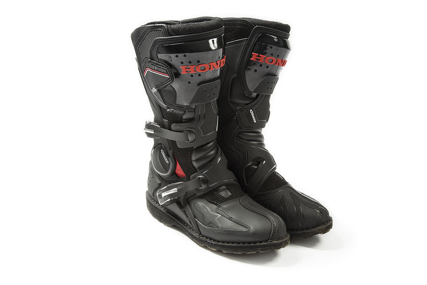 Botte Honda Alpinestar Toucan