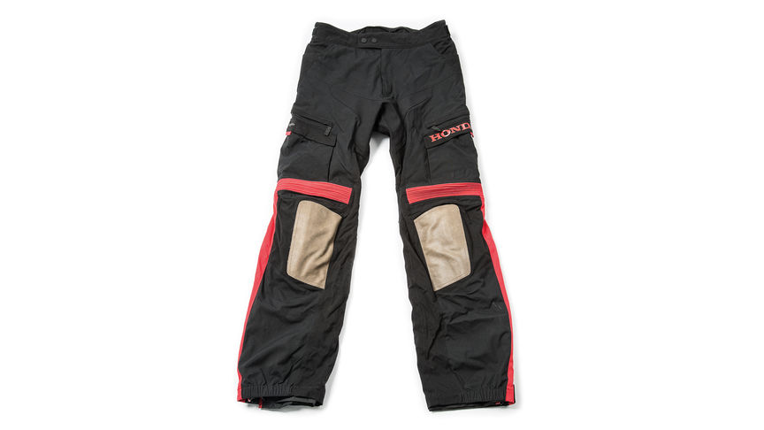 Pantalon Honda Spidi Adventure noir