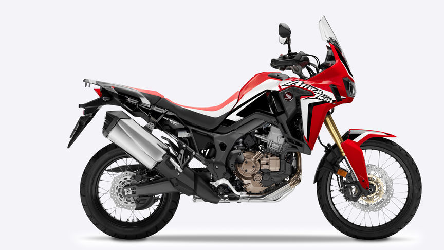 Honda AFRICA TWIN (Moto Journal)