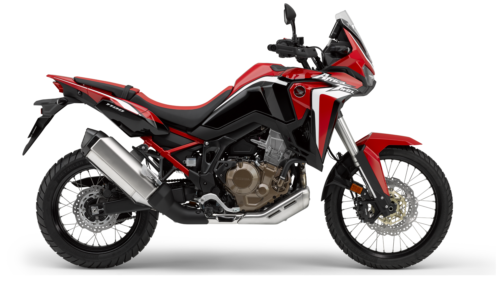 Africa Twin CRF1100L DCT Rouge
