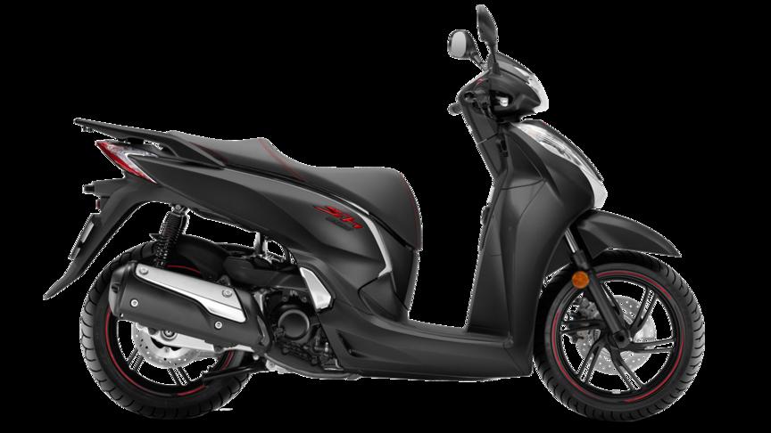 caract ristiques sh300i scooter gamme motos honda. Black Bedroom Furniture Sets. Home Design Ideas