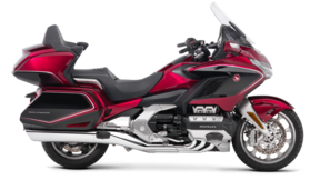 GL1800 Gold Wing Touring DCT Airbag 2018