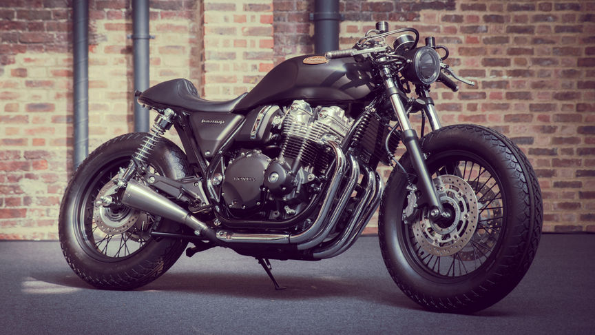 Honda CB1100 « Hedo » de South Garage.