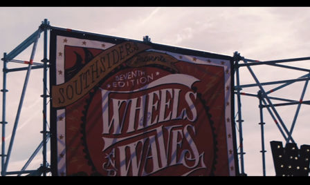Honda à l'événement Wheels and Waves 2018