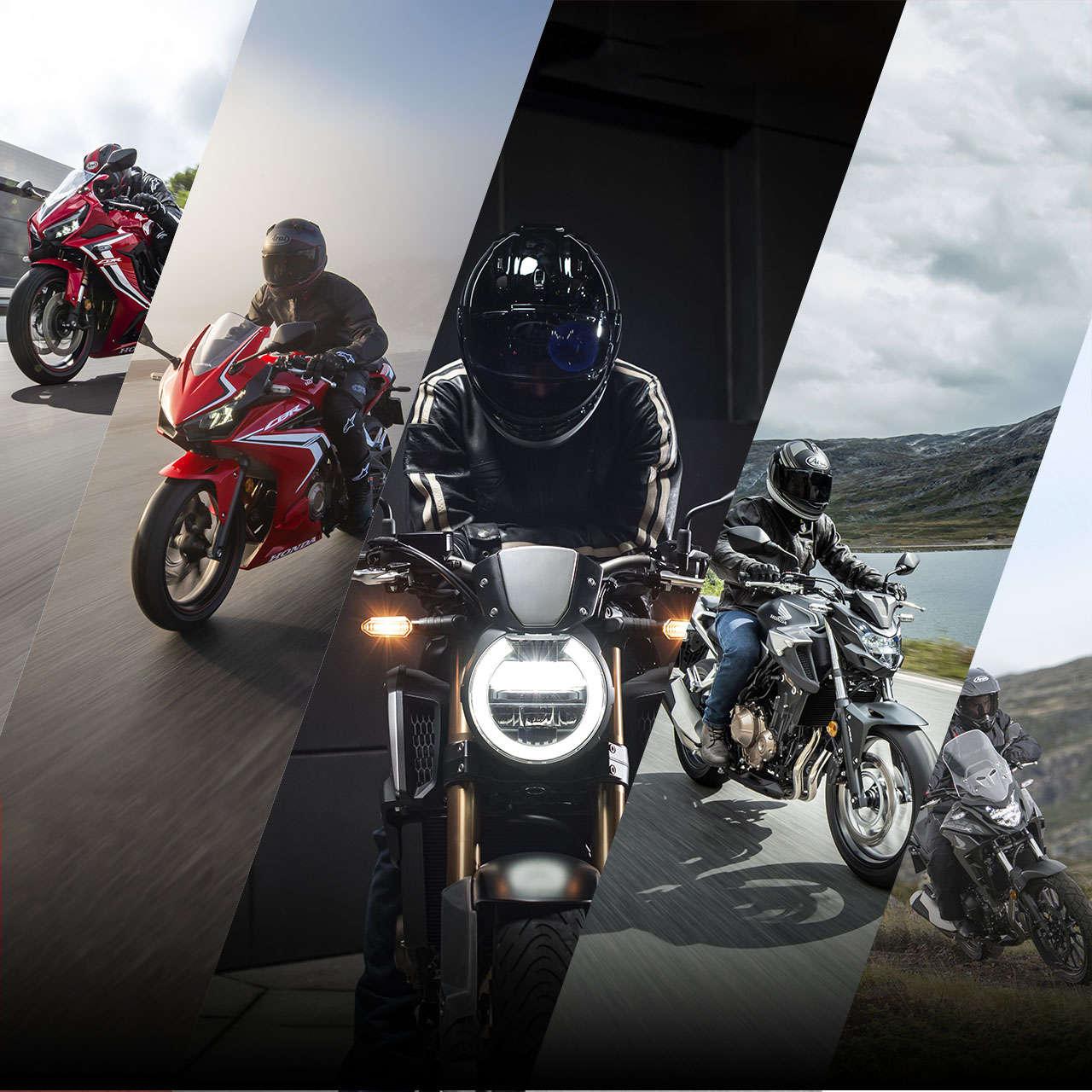 62a8318e84e Motos 2019 - Gamme - Motos - Honda