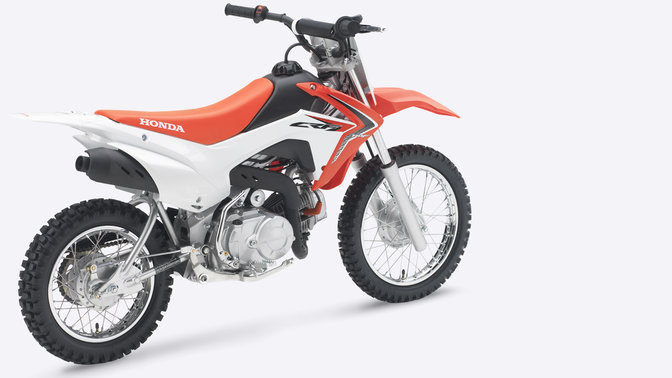 pr sentation crf110f off road gamme motos honda. Black Bedroom Furniture Sets. Home Design Ideas