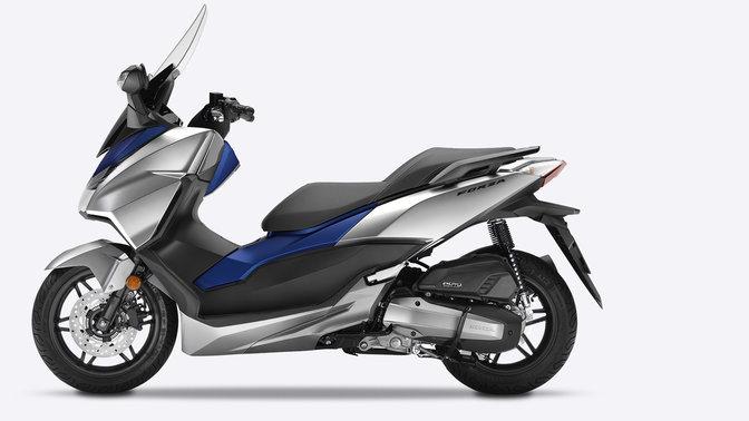 moto scooter honda 125