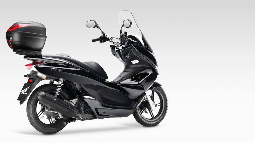 accessories pcx scooter range motorcycles honda. Black Bedroom Furniture Sets. Home Design Ideas