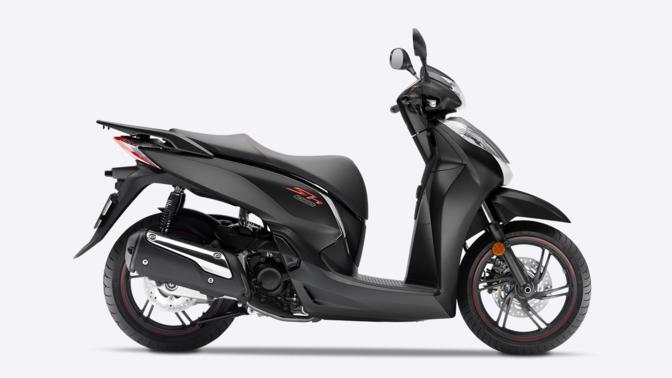 Présentation Sh300i Scooter Gamme Motos Honda