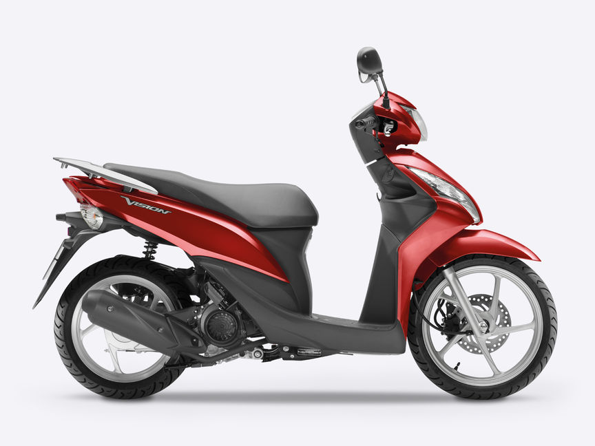 pr sentation vision scooter gamme motos honda. Black Bedroom Furniture Sets. Home Design Ideas