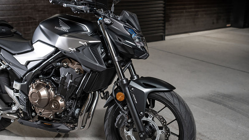 Présentation Cb500f Roadsters Gamme Motos Honda