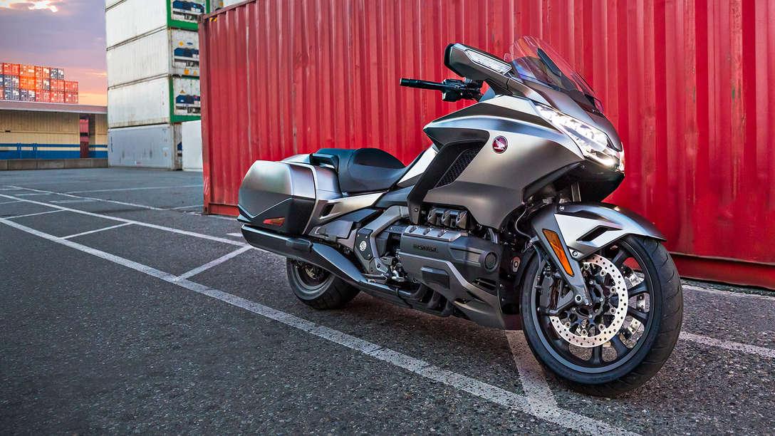 Présentation de la Honda Gold Wing | Routière | Motos Honda