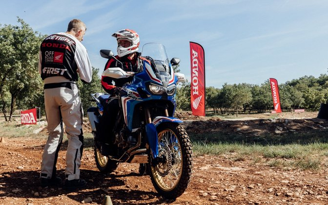 Honda Off-Road Center David Fretigné