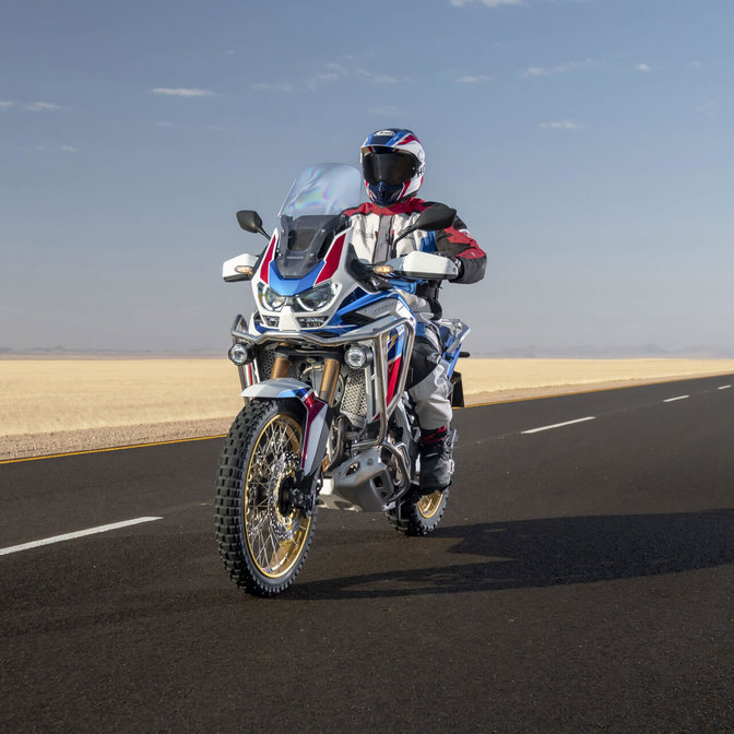 Africa Twin offres professionnelles LLD Honda