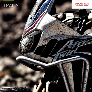 CATALOGUE TRAILS Honda