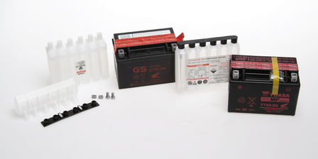pieces Honda batterie