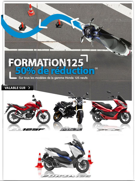 formation 125